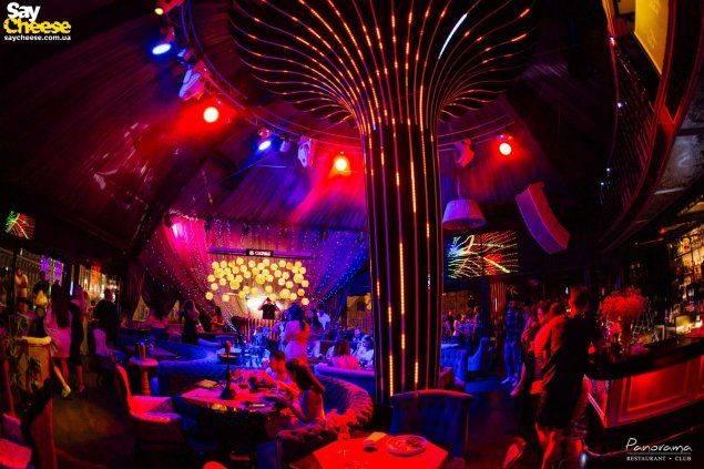 19-06 Panorama Restaurant Харьков фотоотчет Saycheese