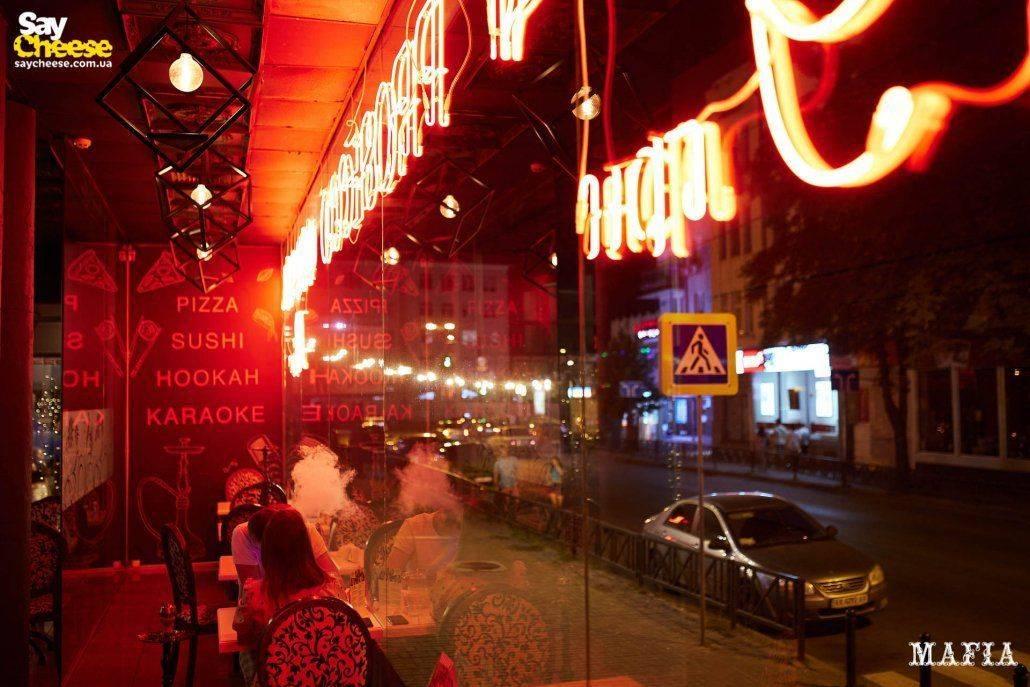 17-07 Mafia на Пушкинской Харьков фотоотчет Saycheese