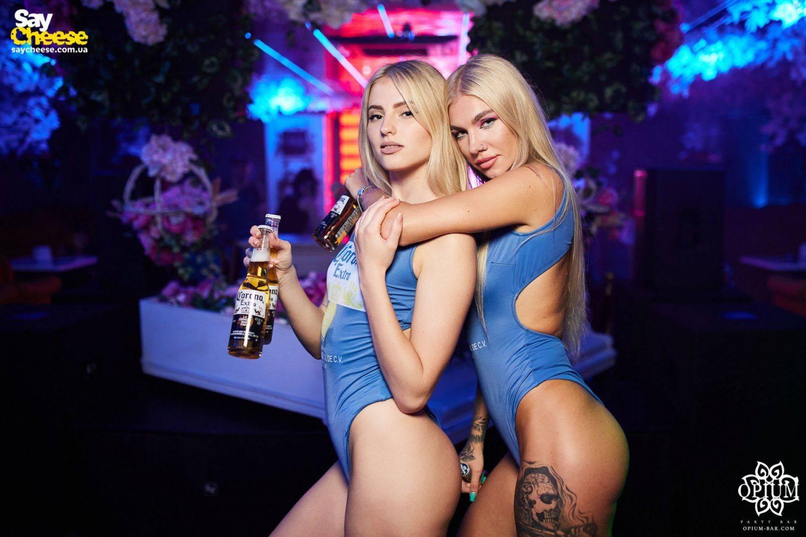 Opium Party Bar — Corona Extra Afterparty фотоотчет Saycheese