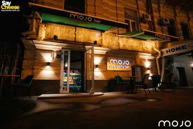 MOJO Pre-party bar в Харькове