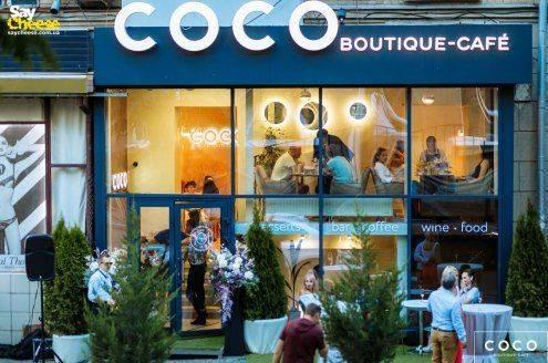 06-08 COCO Boutique cafe в Харькове фотоотчет Saycheese