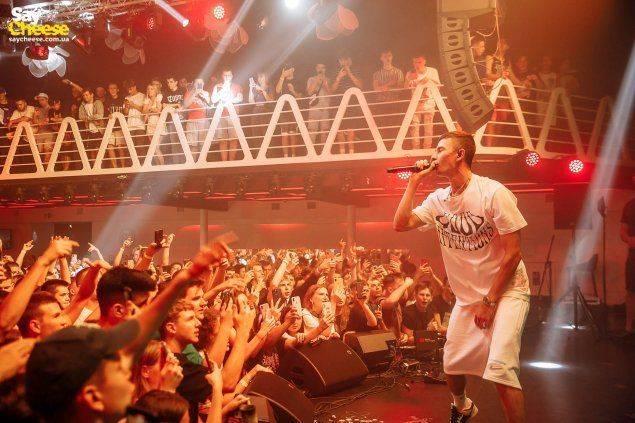 06-08 Victory Concert Hall — Концерт Obladaet Харьков фотоотчет Saycheese