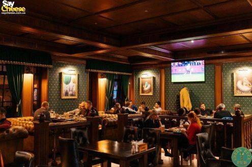 25-09 Green Duck Pub Харьков фотоотчет Saycheese