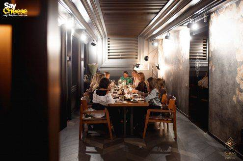 24-09 Nikas Restaurant Харьков фотоотчет Saycheese