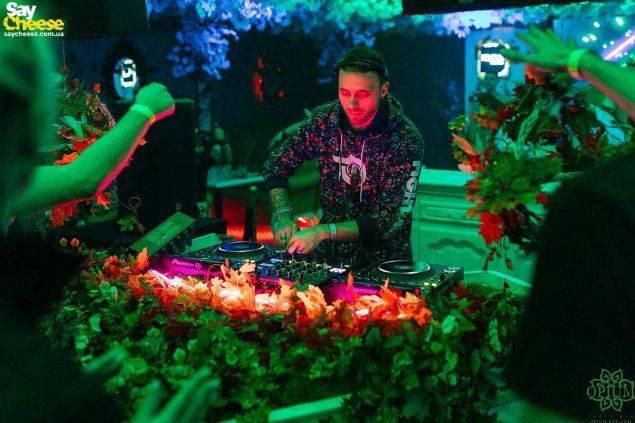16-10 Opium Party Bar — Stas Drive фотоотчет Saycheese