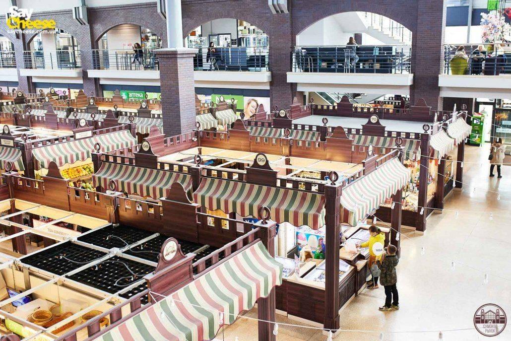 02-10 Сумской рынок — VISA Харьков фотоотчет Saycheese