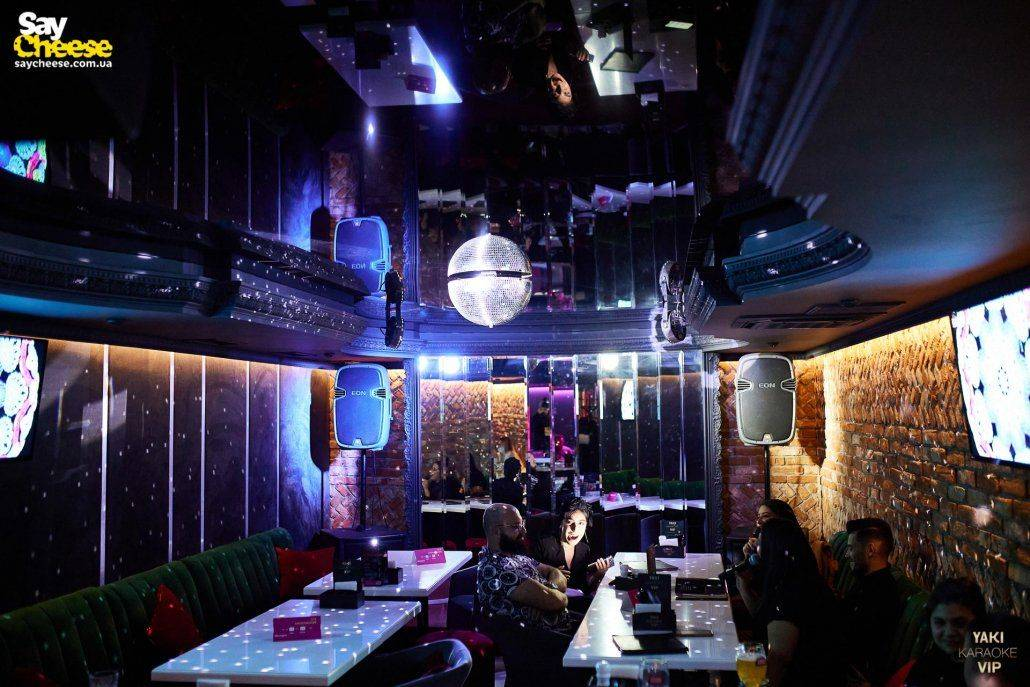 09-10 Yaki VIP Karaoke Харьков фотоотчет Saycheese